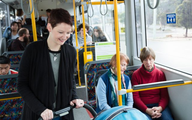 Avoid CBD traffic and parking by using free Park and Ride facilities in Hobart and Launceston