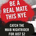 NYE MAIB Nightrider