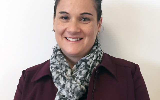 Stacey Hogarth - General Manager People and Safety