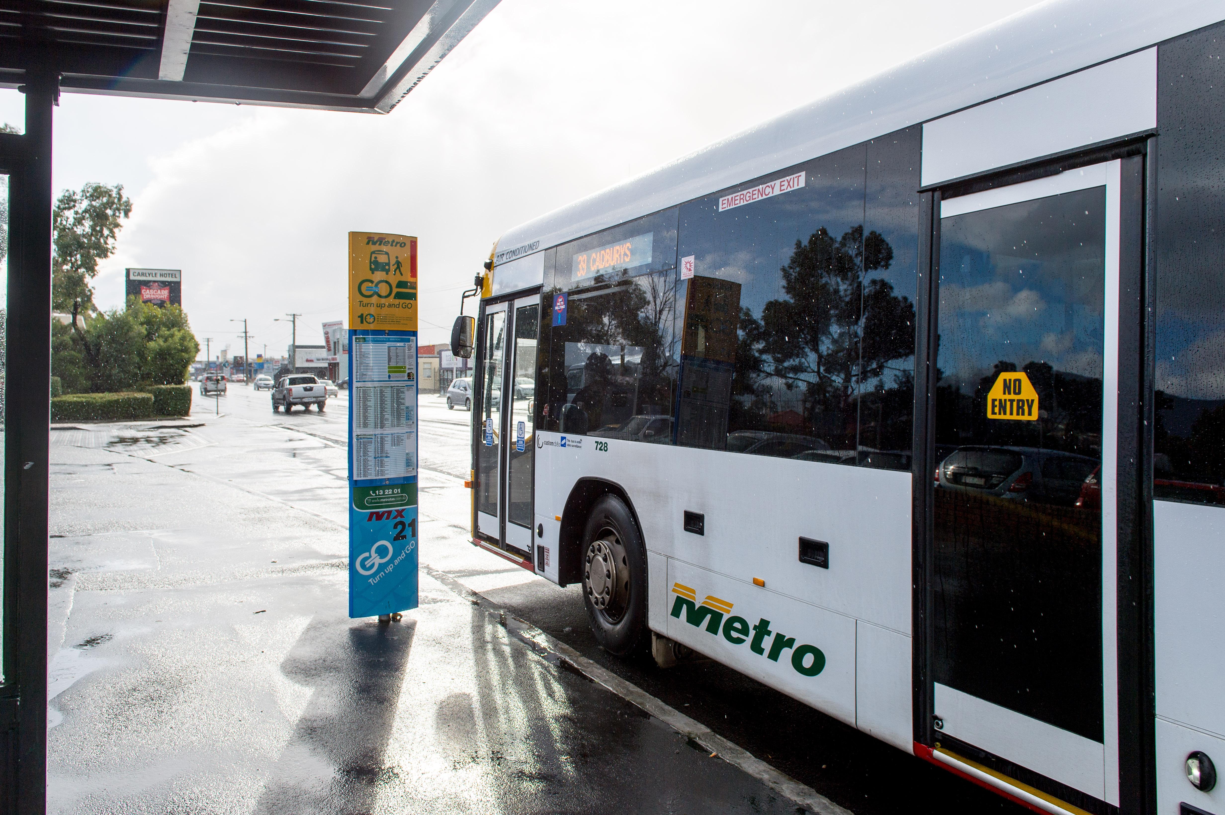 Timetables & Maps - Metro Tasmania Metro Tasmania