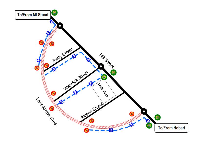 Lansdowne public map